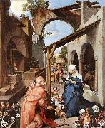 Albrecht Durer Paumgartner Altar oil painting picture wholesale