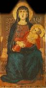 Ambrogio Lorenzetti Madonna of Vico l'Abate oil painting picture wholesale