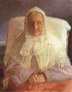 Anna Ancher The Artist-s mother,Anna Hedvig Brondum oil