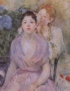 Berthe Morisot Embroider oil painting picture wholesale