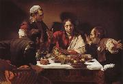 Caravaggio Maltiden in Emmaus oil painting picture wholesale