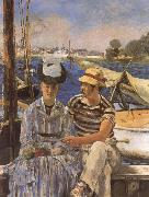 Edouard Manet Agenteuil oil painting picture wholesale