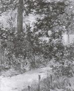 Edouard Manet Garden Lane in Reuil oil painting picture wholesale