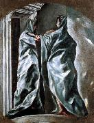El Greco The Visitation oil painting picture wholesale