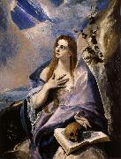 El Greco Mary Magdalen in Penitence oil painting picture wholesale