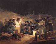 Francisco Goya The third May oil painting picture wholesale