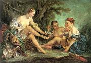 Francois Boucher Diana Resting after her Bath oil painting picture wholesale