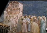 GIOTTO di Bondone The Death of the Boy in Sessa oil painting picture wholesale