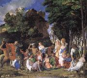 Giovanni Bellini Gods fest oil painting picture wholesale