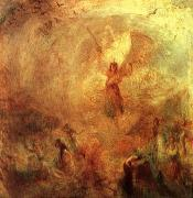 Joseph Mallord William Turner The Angel Standing in the Sun oil painting picture wholesale