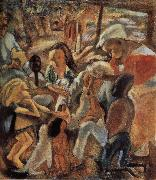 Jules Pascin People oil painting picture wholesale