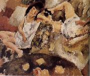 Jules Pascin Sleeping oil painting picture wholesale