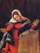 Lorenzo Lotto Virgin Annunciate oil painting picture wholesale