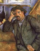 Paul Cezanne The Smoker oil painting picture wholesale