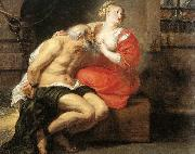 Peter Paul Rubens Cimon and Pero oil painting picture wholesale