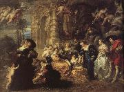 Peter Paul Rubens The garden of love oil painting picture wholesale