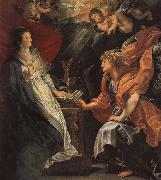 Peter Paul Rubens The virgin mary oil painting picture wholesale