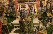 Pinturicchio The Arithmetic oil painting reproduction