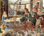 Pinturicchio The Return of Odysseus oil painting picture wholesale
