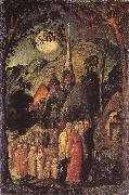 Samuel Palmer Home from aftonsangen oil painting picture wholesale
