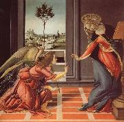Sandro Botticelli The Annunciation oil painting picture wholesale