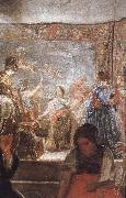 VELAZQUEZ, Diego Rodriguez de Silva y Detail of Weaver oil painting picture wholesale