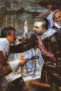 VELAZQUEZ, Diego Rodriguez de Silva y Detail of  Conquer Buleida oil painting picture wholesale