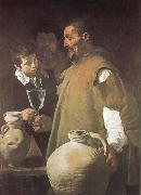 Velasquez The Water-seller of Seville oil painting artist