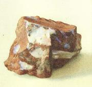 Alexander macdonald A Study of Opal in Ferrugineous jasper from New Guinea (mk46) oil painting picture wholesale