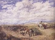 David Cox Keep the Left Road (mk47) oil painting picture wholesale