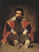 Diego Velazquez Sebastian de Morra,undated (mk45) oil painting picture wholesale