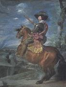 Diego Velazquez Duke Olivares on Horseback (mk45) oil painting picture wholesale