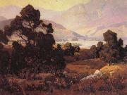 Elmer Wachtel Santa Paula Valley oil