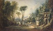 Francois Boucher Desian fro a Stage Set oil painting picture wholesale