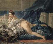 Francois Boucher The Brunette Odalisque oil painting picture wholesale