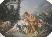 Francois Boucher Daphnis and Chloe oil painting picture wholesale