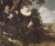 Frans Hals Isaak Abrhamsz Massa and Beatrix van der Lean (mk45) oil painting picture wholesale