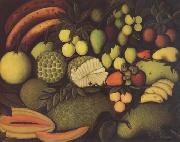 Henri Rousseau Still Life with Exotic Fruits oil painting picture wholesale