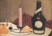Henri Rousseau The Pink Candle oil painting picture wholesale