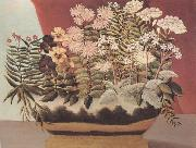 Henri Rousseau Poet's Flowers oil painting picture wholesale