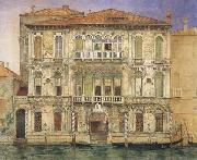 John wharlton bunney Palazzo Manzoni,on the Gradn Canal,Venice (mk46) oil painting picture wholesale