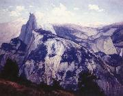 Maurice Braun Yosemite,Evening from Glacier Point, oil painting picture wholesale