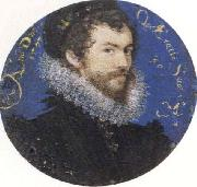 Nicholas Hilliard Self-Portrait,Aged Thirty oil painting picture wholesale
