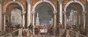 Paolo Veronese The Feast in the House of Levi oil painting picture wholesale
