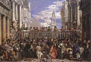 Paolo Veronese The Marriage at Cana oil painting picture wholesale