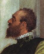 Paolo Veronese Detail from The Feast in the House of Levi oil painting picture wholesale