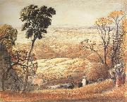 Samuel Palmer The Golden Valley oil painting picture wholesale