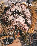 Samuel Palmer In a Shoreham Garden oil painting picture wholesale