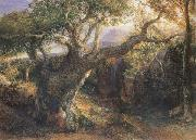 Samuel Palmer The Waters Murmuring oil painting picture wholesale