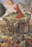 Sandro Botticelli Prayer in the Garden oil painting picture wholesale